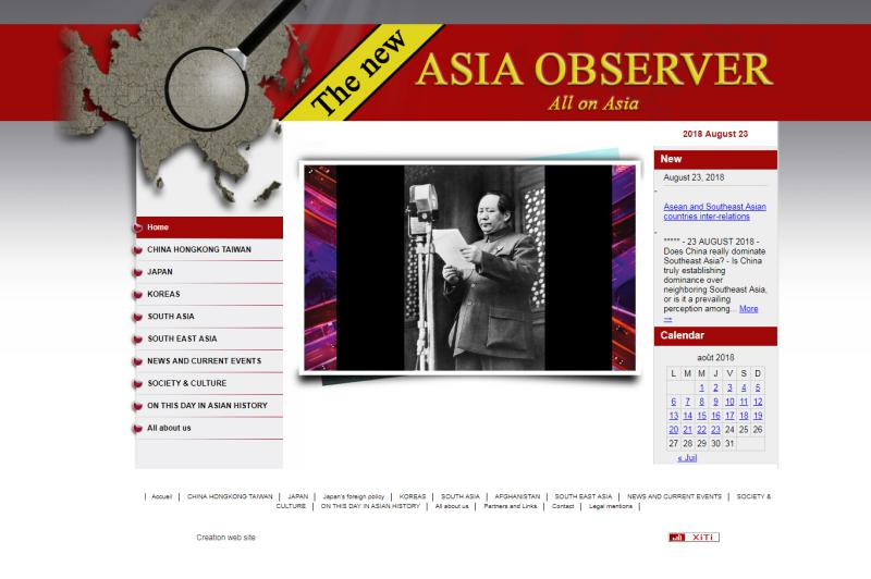 Asia Observer