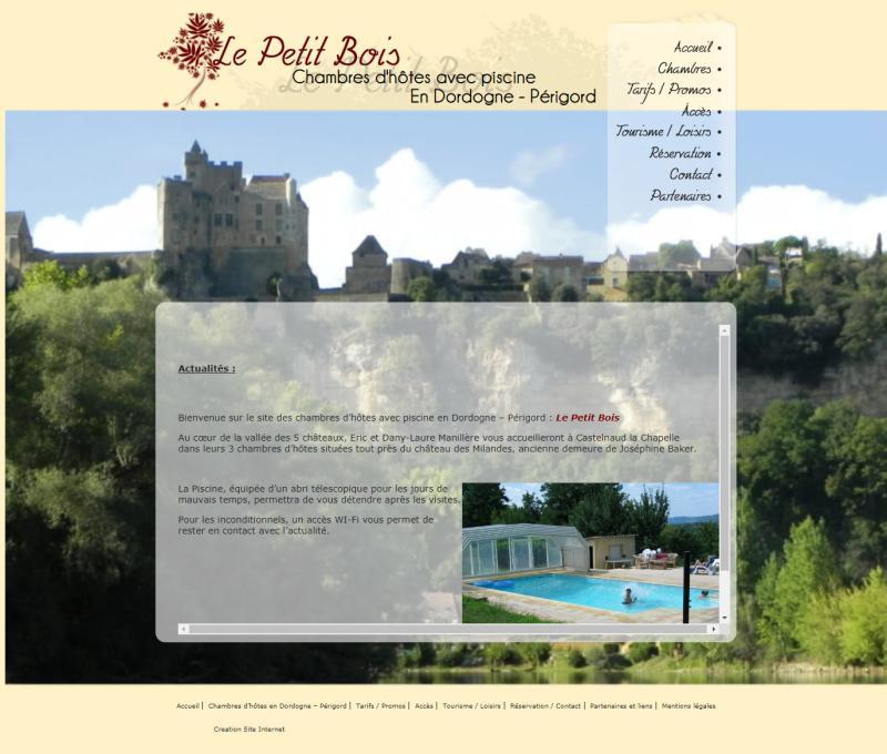 Chambre d'hôtes Le Petit Bois