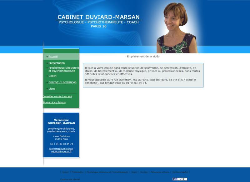 Psychologue Duviard Marsan