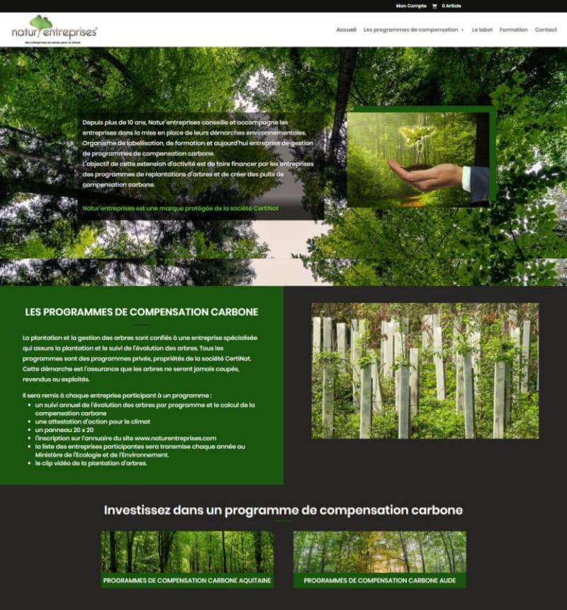 Natur'entreprises