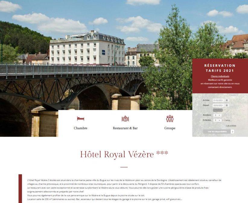 Hôtel Royal Vézère